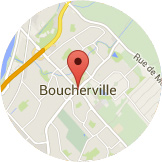 Map Boucherville